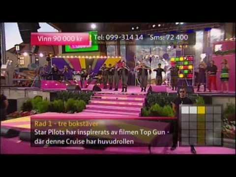 Star Pilots - In The Heat Of The Night - TV4 - SommarKrysset