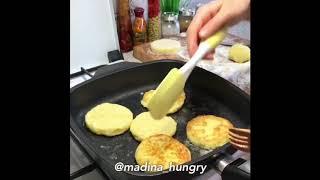 Картофельные шамы