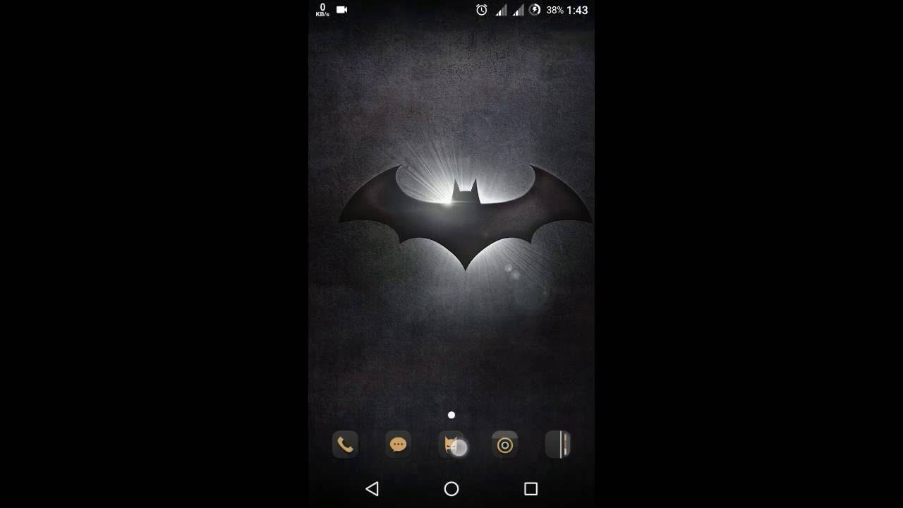 How to download BATMAN THEME FOR CYANOGENMOD 12 and upper