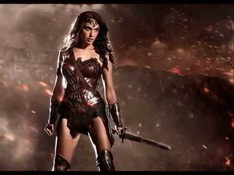 Wonder Woman Theme Vs Spy Kids Theme And Led Zeppelin - Immigration song