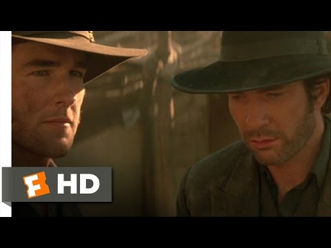 Texas Rangers (9/9) Movie CLIP - Lincoln Gets His Revenge (2001) HD