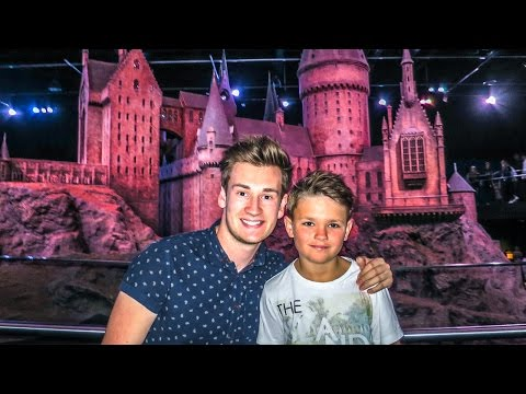 A Day Out To The Harry Potter Studio Tour!
