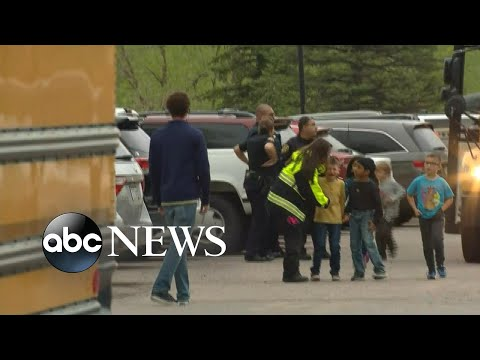 1 dead, 7 injured in shooting at STEM school in Colorado; 2 suspects detained