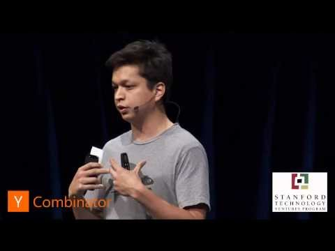 Ben Silbermann at Startup School 2012