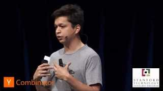 Ben Silbermann at Startup School 2012