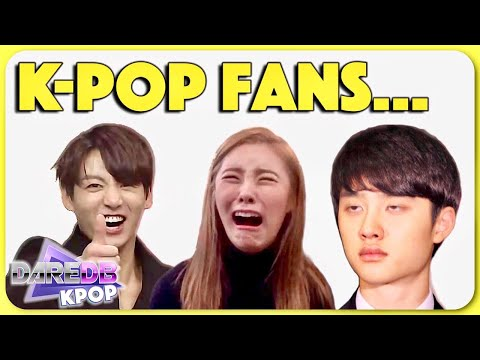 What Kind of K-Pop Fan Are You? 16 Types