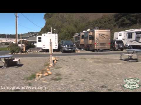 CampgroundViews.com - Driftwood RV Park Brookings Oregon OR