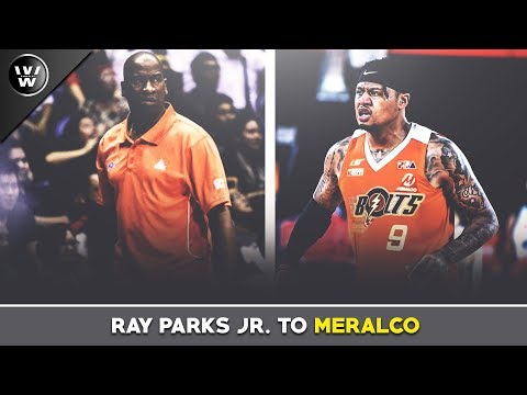 Kawawang Blackwater | Ray Parks, Paul Zamar, Poy Erram Traded | Parks to Meralco