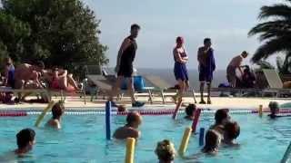 World's Greatest Water Aerobics Instructor