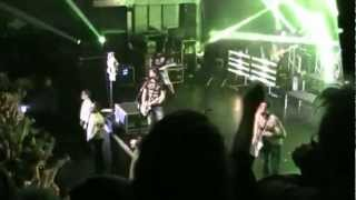 All Time Low 'Stella' Live at The O2 Academy Birmingham - 01-02-13