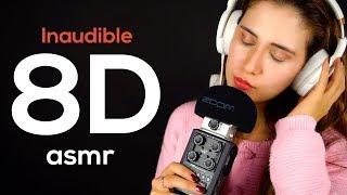 ASMR 8D, INAUDIBLE para dormir profundamente | Asmr español | Asmr with Sasha