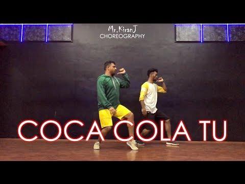 Coca Cola Tu | Kiran J | DancePeople Studios