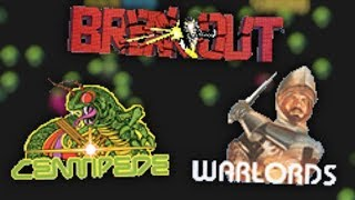 Centipede Breakout Warlords (GBA)
