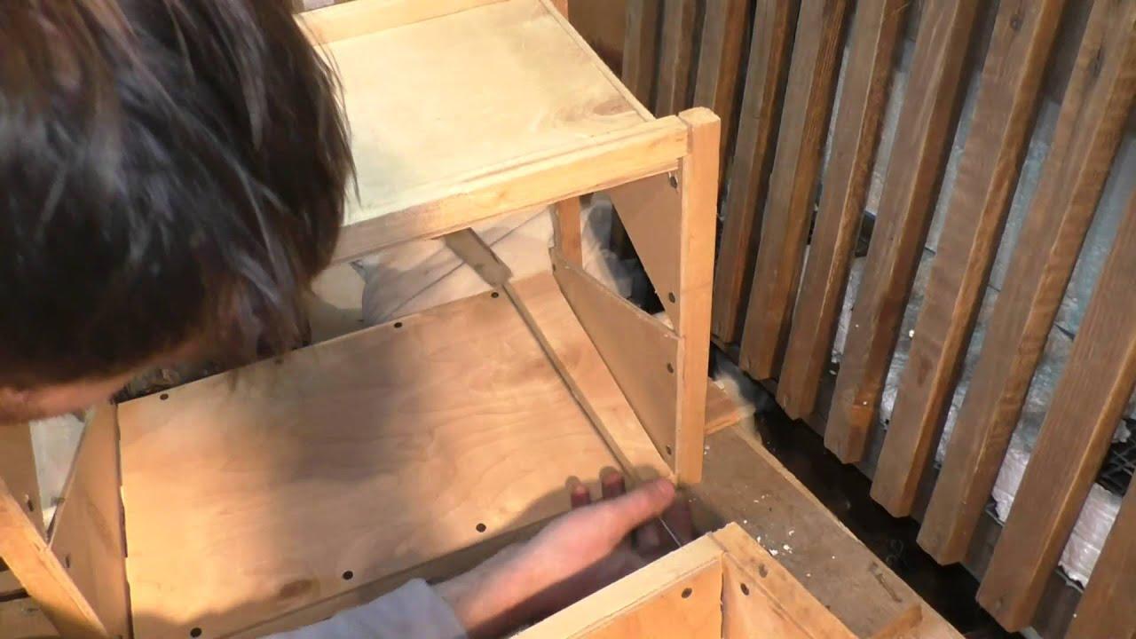 Кассетный пчелопавильон своими руками фото 93