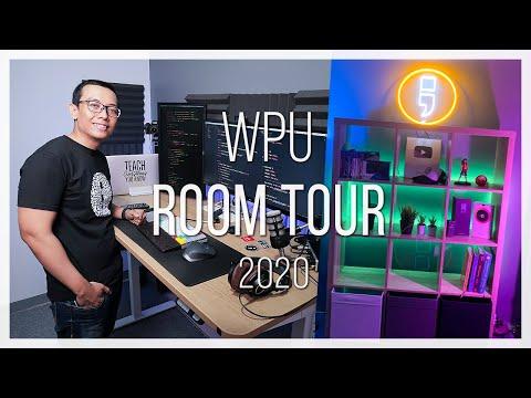 Web Programming UNPAS ROOM TOUR & SETUP 2020