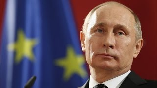 Putin Blames West for Plight of Russian Economy
