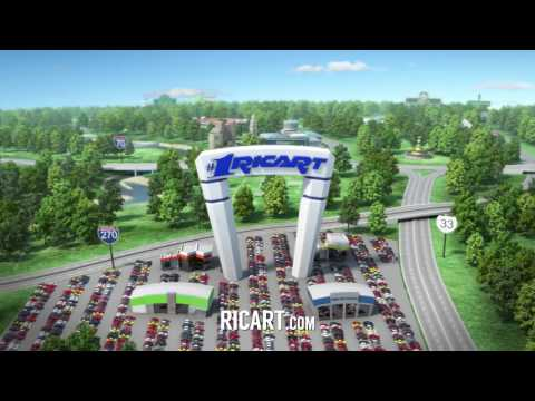 The Ricart Credit Factory Auto Loan Finance Credit Application