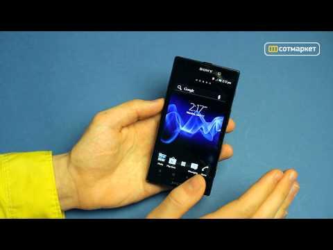 Видео обзор Sony Xperia Ion LT28i от Сотмаркета