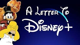 A Letter to Disney Plus