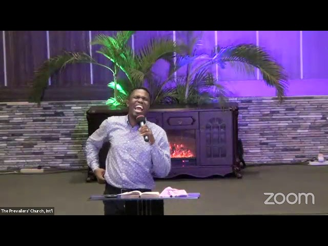 Divine Fortification In Strength (MoC) 11.04.21 Pastor Tolu