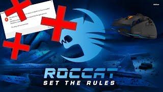 Roccat Tyon Treiber funktioniert nicht/lässt sich nicht herunterladen [Deutsch, 1080p60]