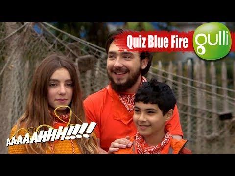 AAAAAHHH!!!! 22/10 - Quiz Blue Fire #5 avec Joan, Les Boyz TV,  Sisters Alipour, David Lafarge!