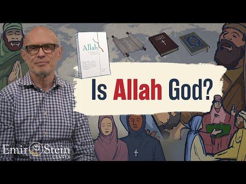 Is Allah God? | Prof. Miroslav Volf