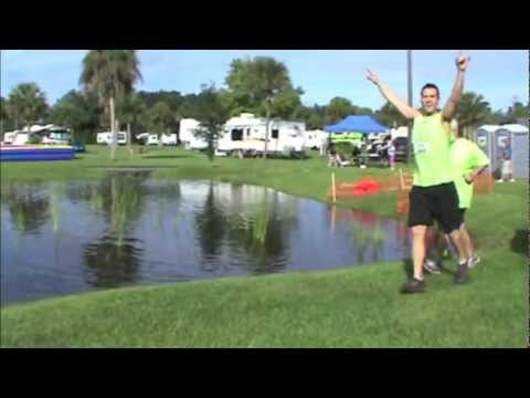 BeFIT Nation at the Wekiva Falls Splash & Dash 5K 2012