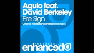 Agulo feat. David Berkeley - Fire Sign (Steve Brian