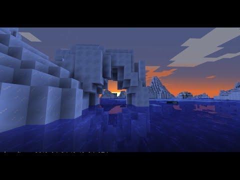 Exploring The Frozen Ocean | Minecraft 1.13