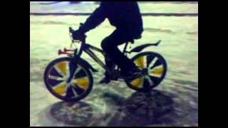 Дрифт на велосипедах(, 2013-12-30T17:56:54.000Z)