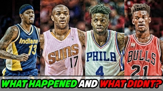 NBA Trade Deadline | What Happened and What Didn't