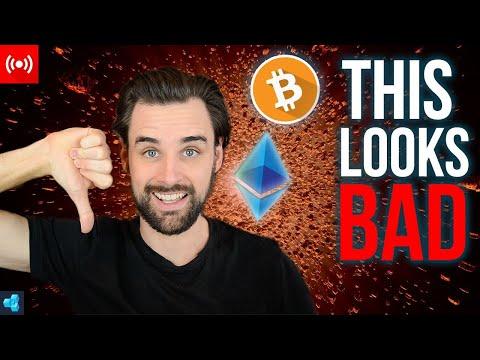 🔴LIVE: Crypto Markets - More Pain Ahead!?