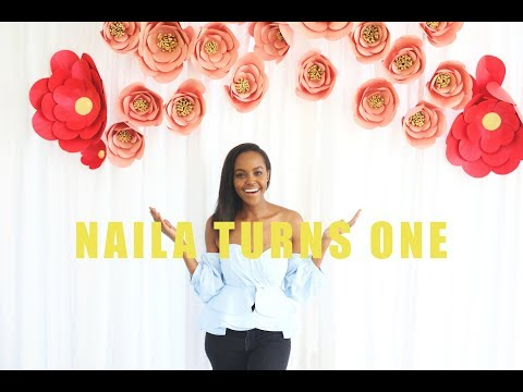 NAILA TURNS ONE! | THIS IS ESS