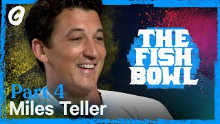 Miles Teller in the Fish Bowl with Chris Long (E4) | Chalk Media