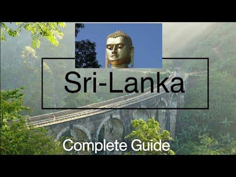 7 days in Sri Lanka 2020 | Things to do in Sri Lanka 2020 |  Places to visit in Sri Lanka 2020