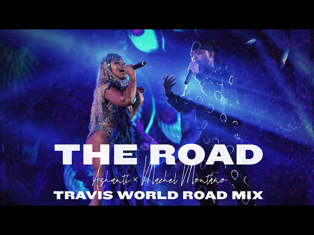 The Road - Travis World Road Mix (Official Audio) | Machel Montano x Ashanti | Soca 2019