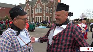 Sen. Victory and Sen. VanderWall take part in Tulip Time 2019