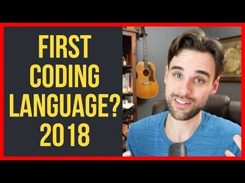 What is the Best Programming Language to Learn First? 2018
