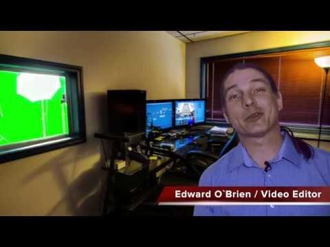 Edward O'Brien : Video Editor Resume