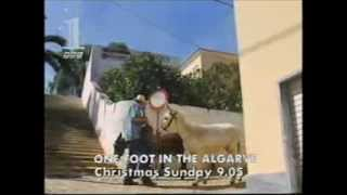 Christmas on BBC1 1993 One Foot in the Algarve trailer