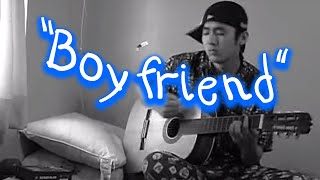 Avril Lavigne - Girlfriend - Acoustic Cover