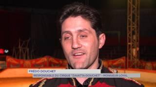 Portrait : Frédo, Monsieur Loyal du cirque Zavatta-Douchet