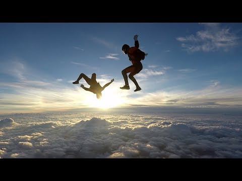 Video of the year 2017 Skydive Tønsberg