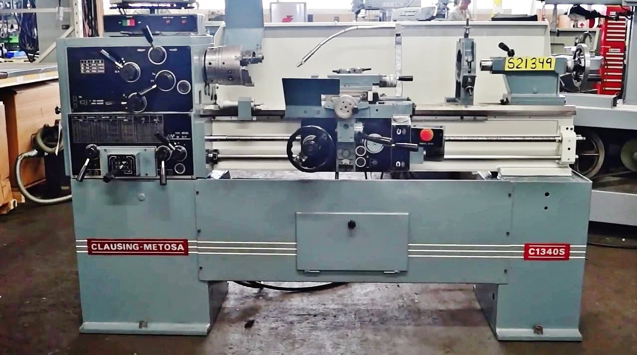 small resolution of clausing metosa 13 x 40 engine lathe c1340s youtube rh youtube com clausing 1500 lathe clausing lathe toolroom clausing lathe parts diagram