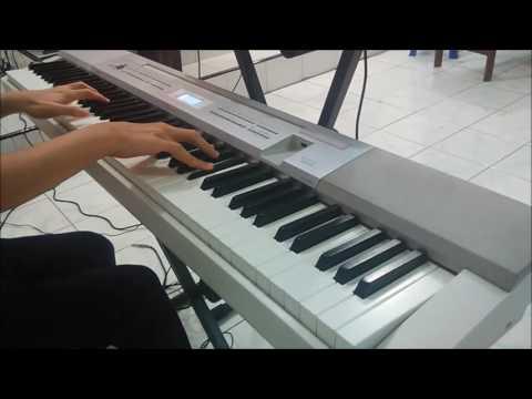 Walau Ku Tak Dapat Melihat - Grezia ft Jason (Piano Cover)