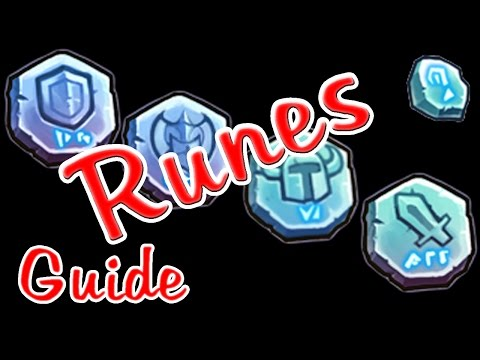 Little Empire - Beginners Guide: Runes