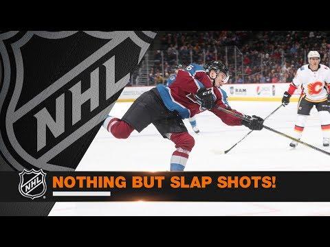 The Best Slap Shot Goals from Week 22