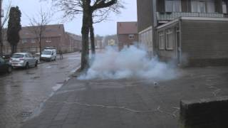 Vuurwerkcrew O&N 2011-2012 - B509 Mascleta + Mjolnir