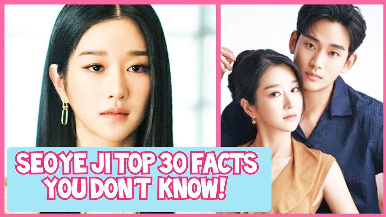 SEO YE JI 서예지(It's Okay not to be Okay) Facts Age Lifestyle & Kim Soo Hyun *MUST KNOW*